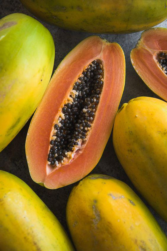 Alimentos que te ayudan a quitar la celulitis - Papaya