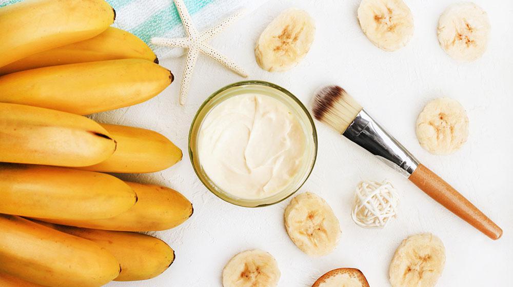 Mascarillas Caseras, CONSIENTE tu piel - Mascarilla de Plátano: