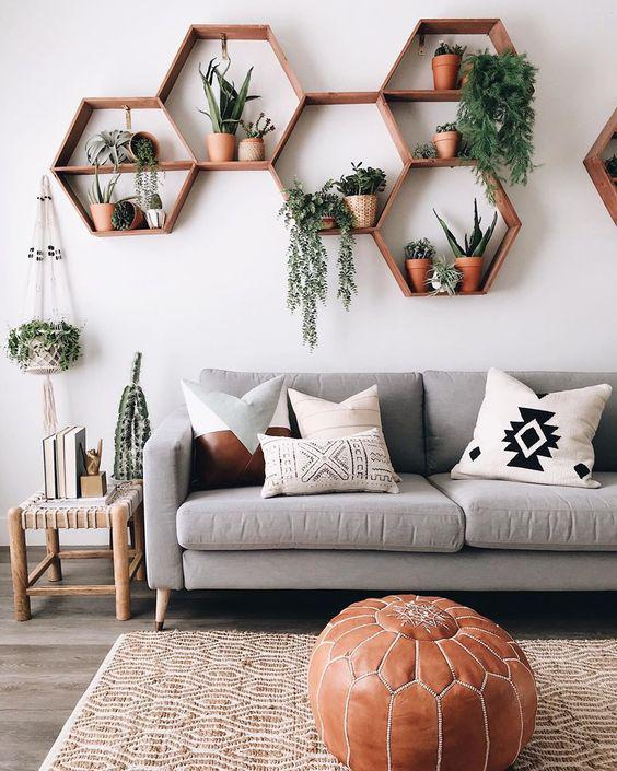 Tips para decorar tu espacio interior con plantas - Las chicas son de lo más trendy