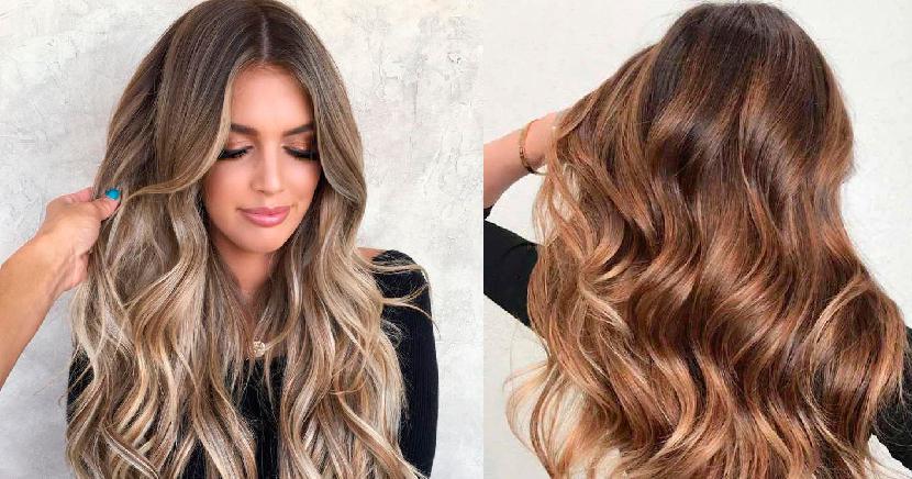 Colores de cabello para morenas
