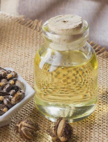 Consejos para disminuir las estrías en la piel -  Aceite de ricino