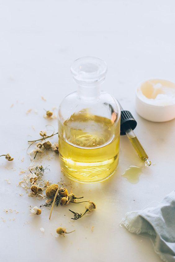 aceites naturales para pestañas