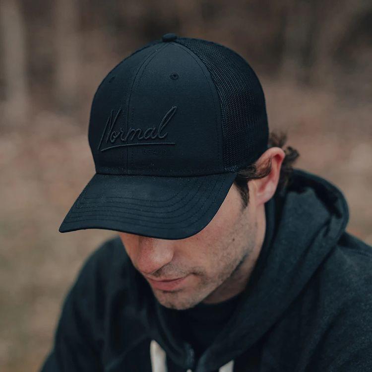 Regalos para hombre para el 14 de febrero - gorra negra