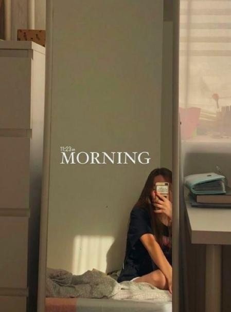 Tips para despertar y subir las mejores stories - frente al espejo
