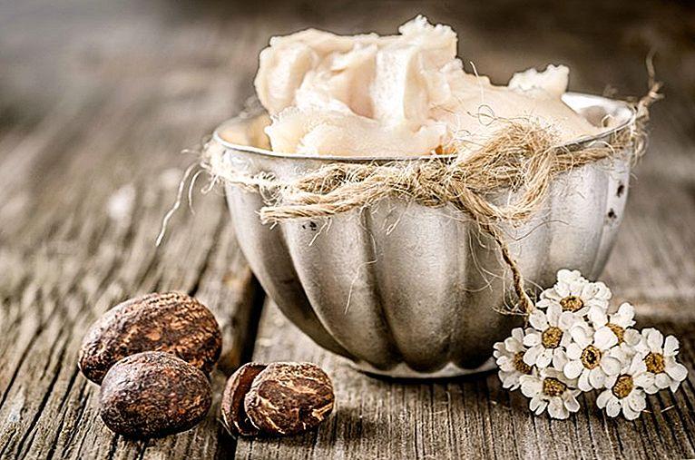 Los cinco mejores remedios caseros para atenuar las bolsas de los ojos - Aceite de argán y manteca de karité