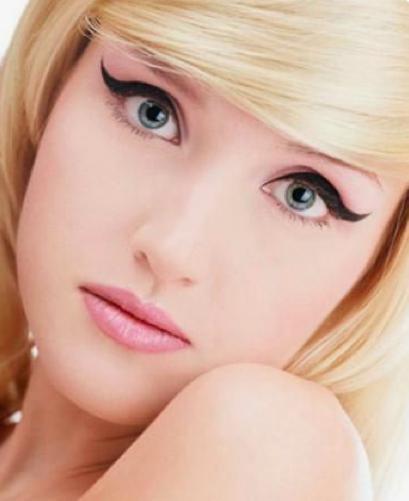 maquillaje de noche: Ideas para lucir espectacular - Delineado dramático