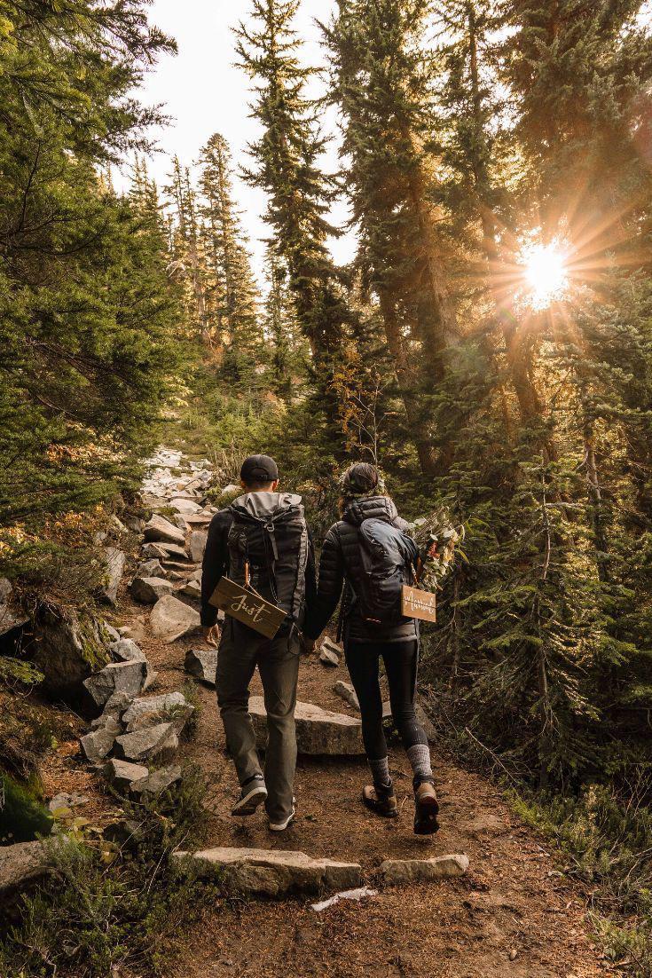 Ejercicios para bajar de peso que debes conocer - Hiking