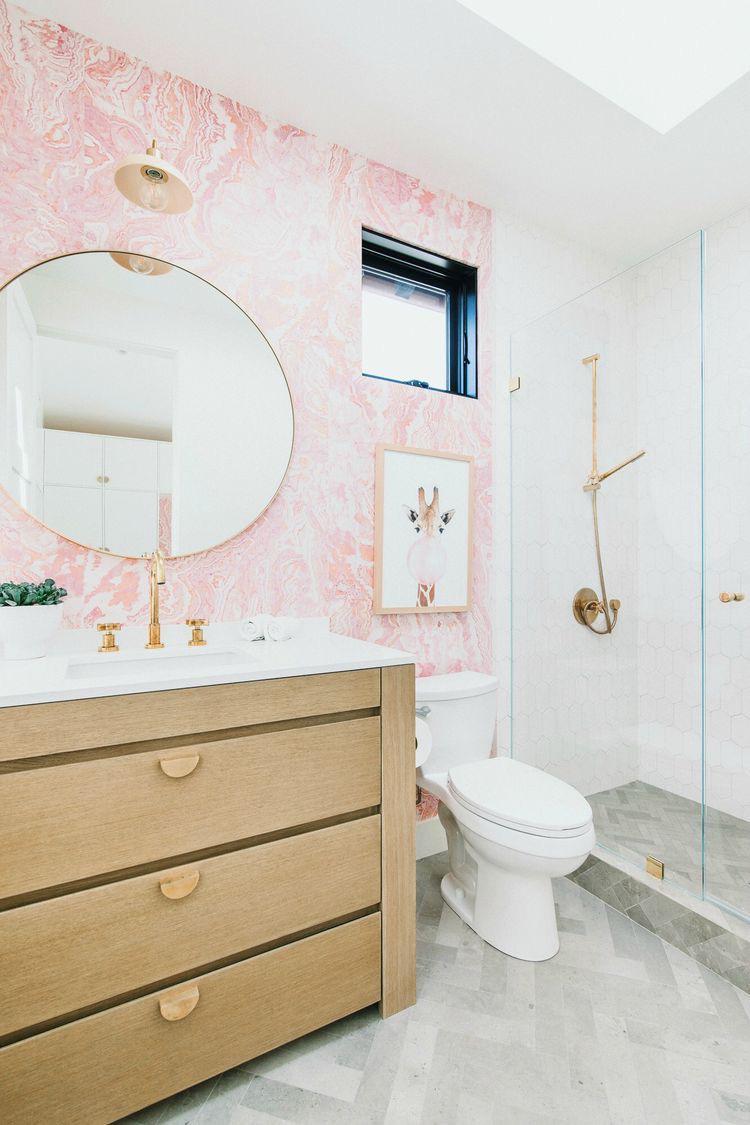ideas de mueble para el baño que te encantarán - El espejo ideal