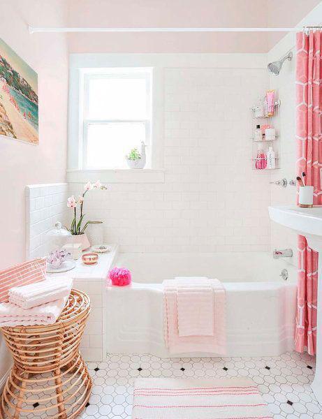 ideas de mueble para el baño que te encantarán - Elige un color neutral
