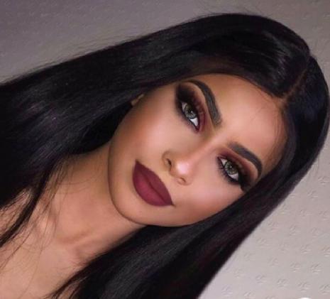 maquillaje de noche: Ideas para lucir espectacular - Labios intensos