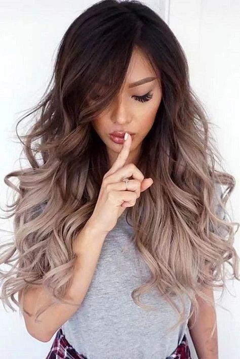 Tintes de cabello que no requieren tanto cuidado - Luces o mechas