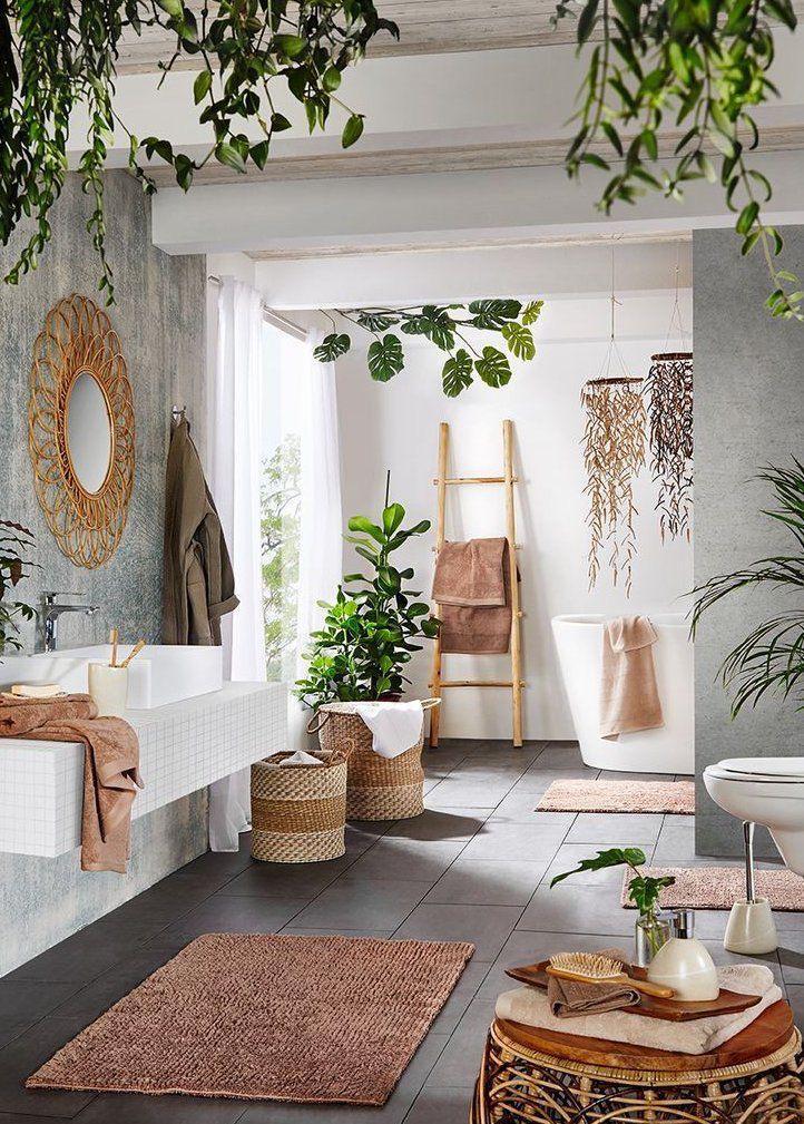 ideas de mueble para el baño que te encantarán - Plantas
