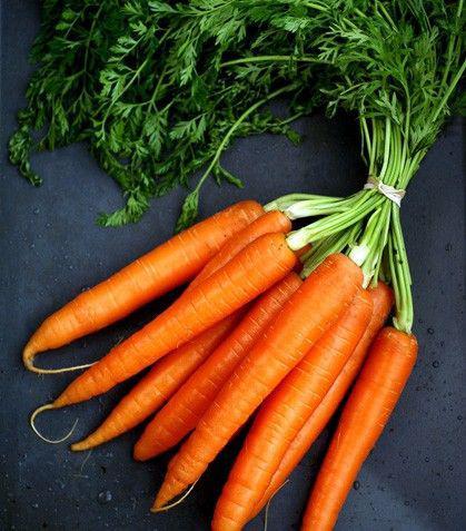 Tónicos naturales para refrescar tu rostro - Zanahoria