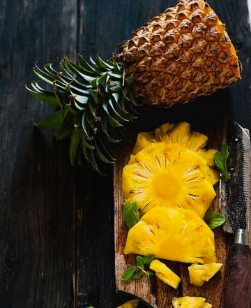 Alimentos beauty para tener tu piel radiante - Piña