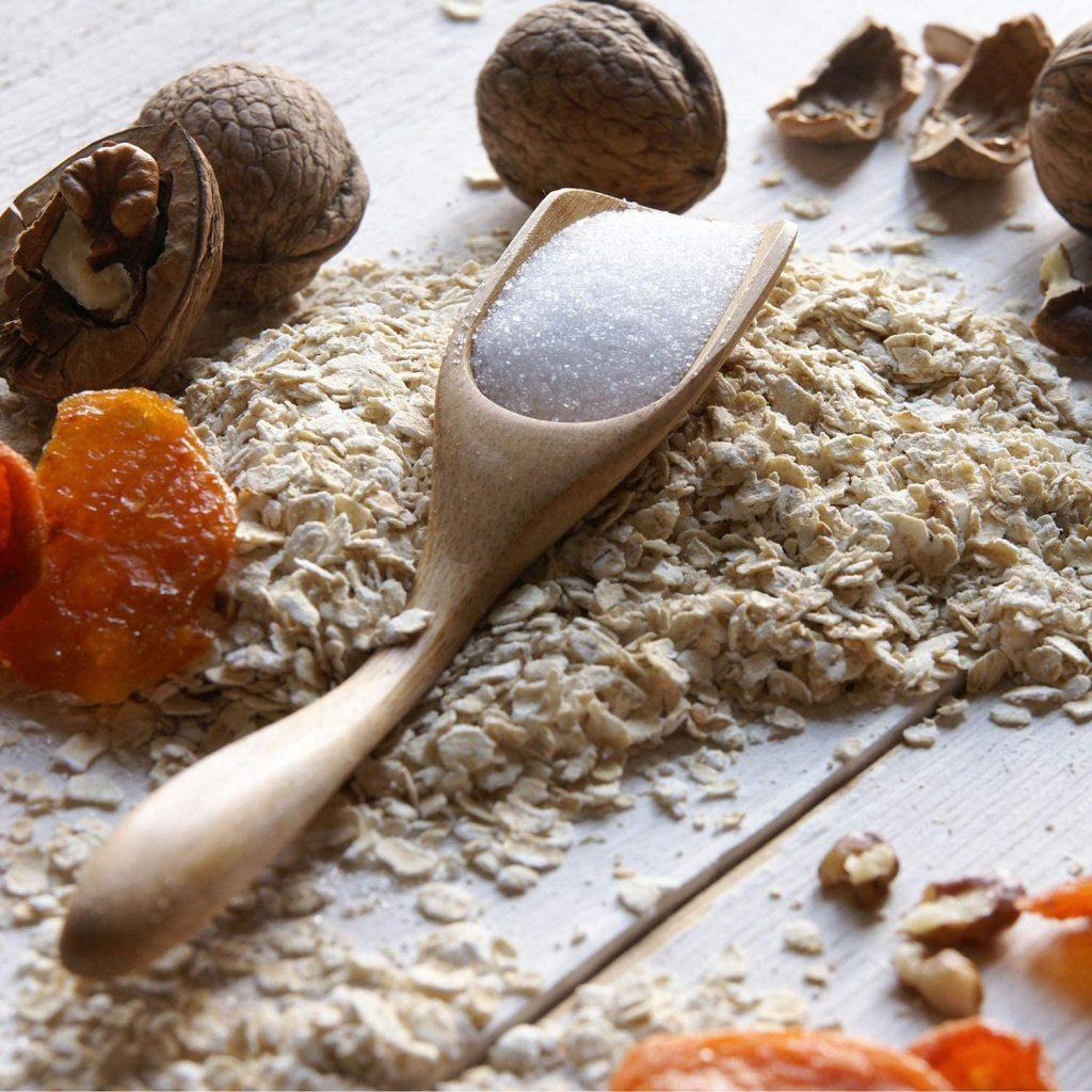 Cómo sustituir el azúcar por endulzantes más saludables - Eritritol