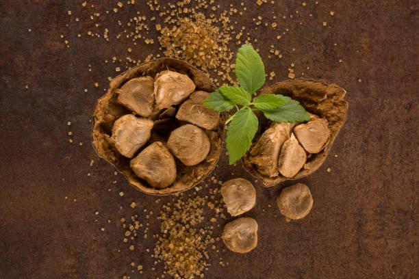 Cómo sustituir el azúcar por endulzantes más saludables - Fruta del monje