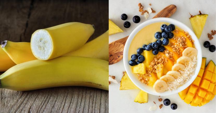 Plátano: propiedades, beneficios y valor nutricional