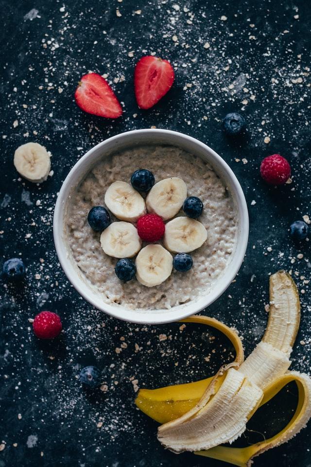 Alimentos que ayudan a calmar la ansiedad y el estrés - Avena