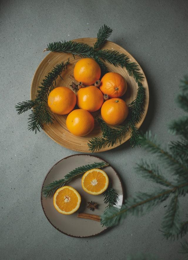 Alimentos que ayudan a calmar la ansiedad y el estrés - Naranjas
