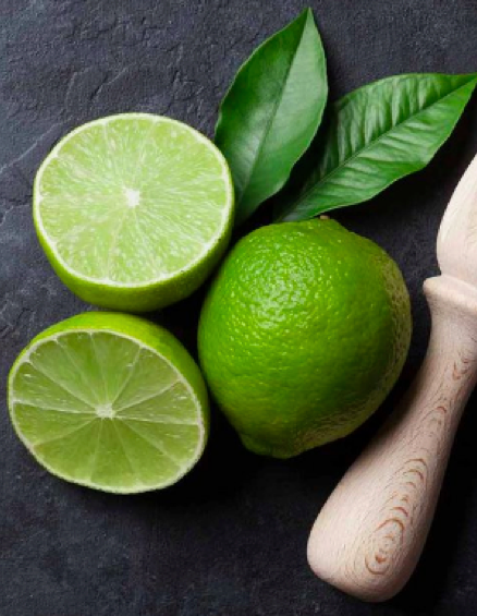 Como quitar el sarro de los dientes - Jugo de limón