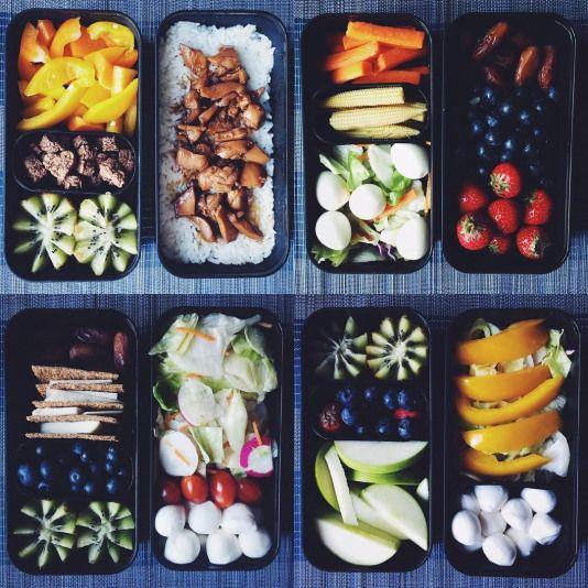 Dieta del ayuno intermitente: el plan que te ayuda a controlar tu peso - Cinco días de menús saludables