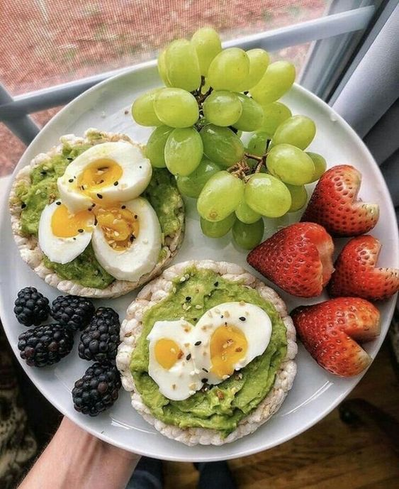 Rutina de belleza para estar hermosa toda la semana - Comer saludable