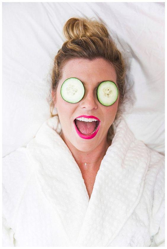 Pepino: ideal entre los remedios naturales para eliminar las ojeras