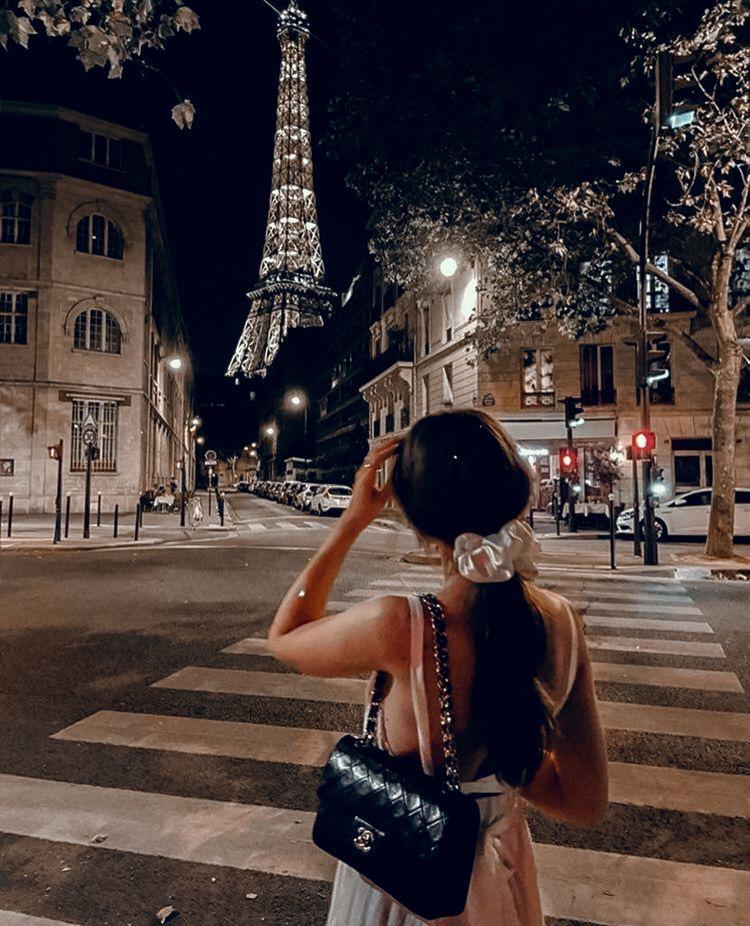 Fotos que me debo tomar cuando vaya a París - Paris de noche