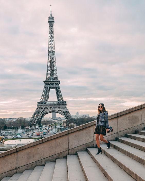 Fotos que me debo tomar cuando vaya a París - Escaleras