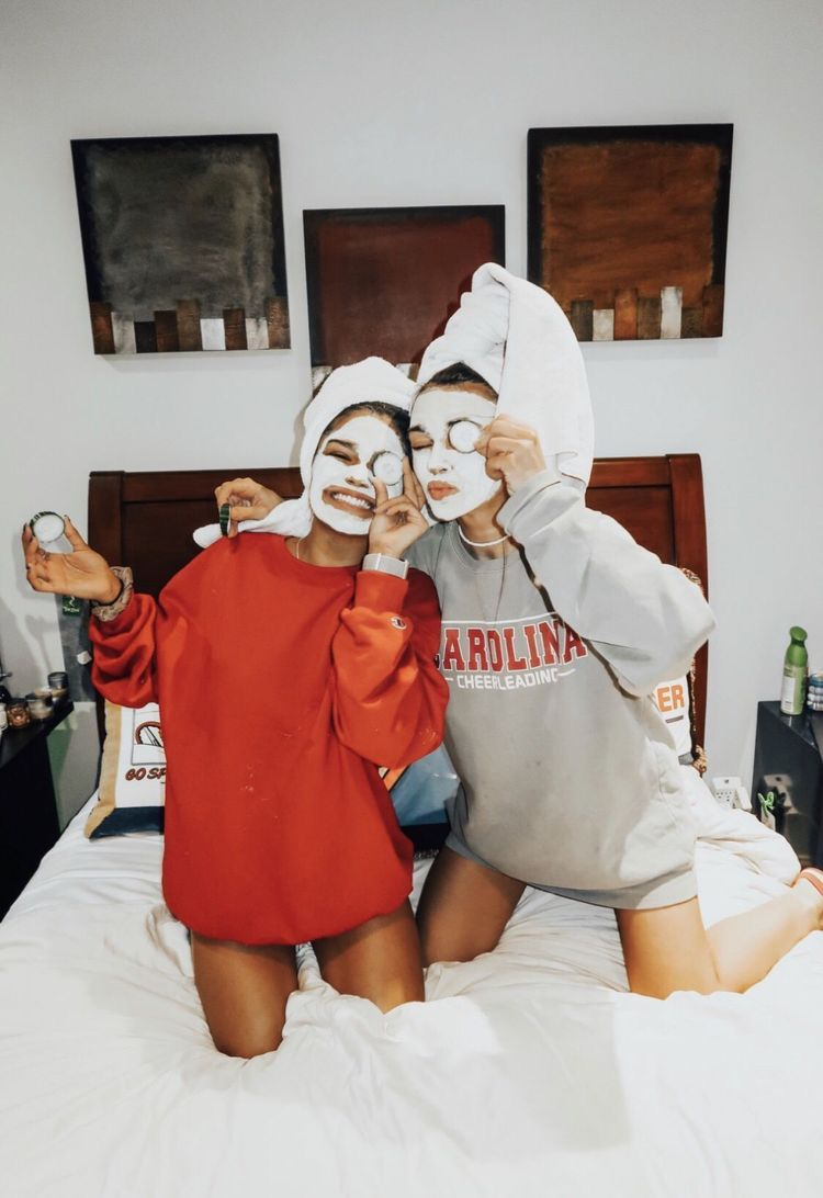 Ideas de fotos Tumblr con tu mejor amiga - Skin Care Time