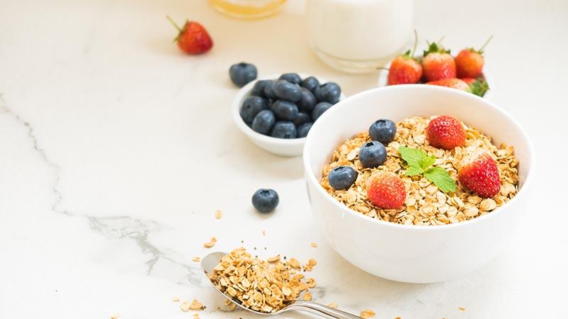 Alimentos contra el estrés y la ansiedad - Avena