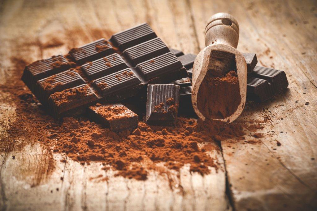 Alimentos contra el estrés y la ansiedad - Chocolate negro