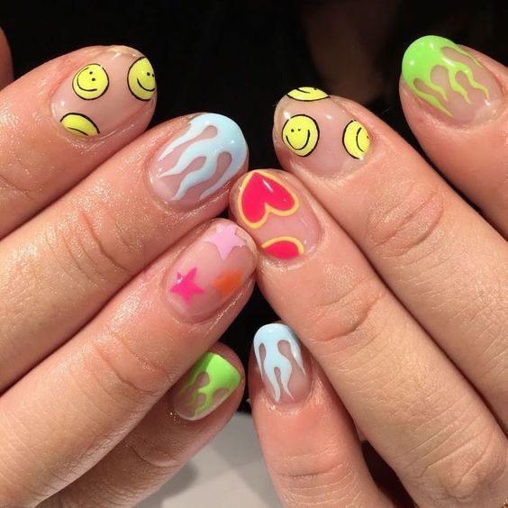 Diseños de uñas aesthetic que se te verán chulísimas - Mix Pop
