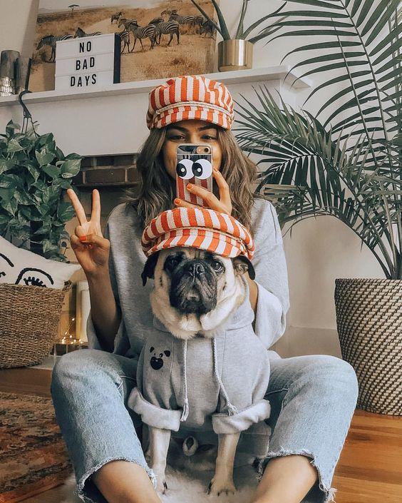 Ideas para tomarte fotos con tu perrito - ¡Eres mi minimi!
