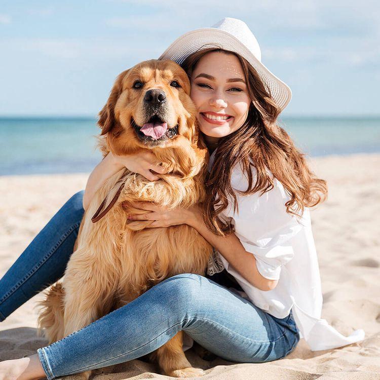 Ideas para tomarte fotos con tu perrito - Vámonos de viaje