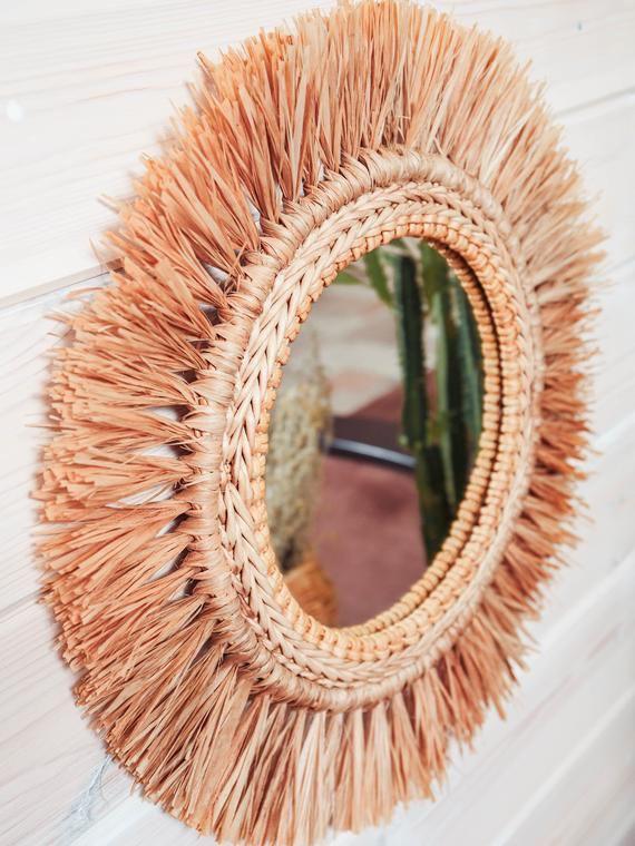 Increíbles ideas decorativas con espejos - Artesanal