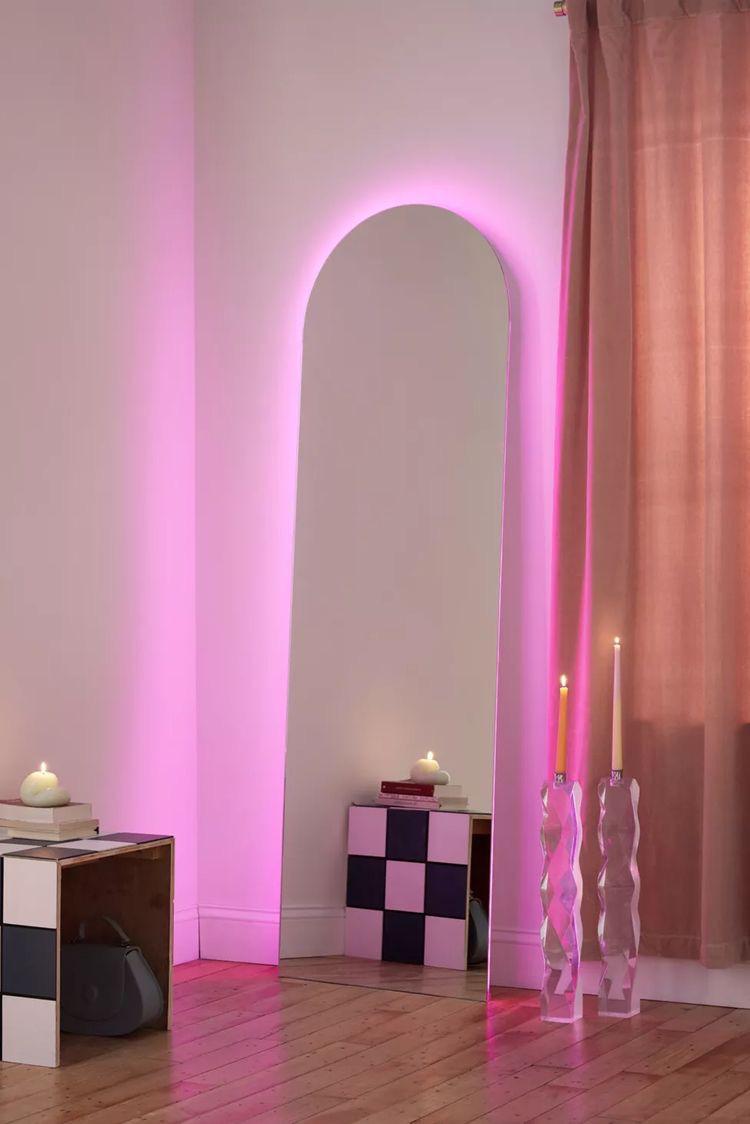 Increíbles ideas decorativas con espejos - Modernos