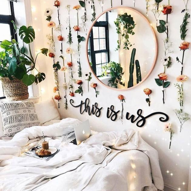 Increíbles ideas decorativas con espejos - Fases Lunares