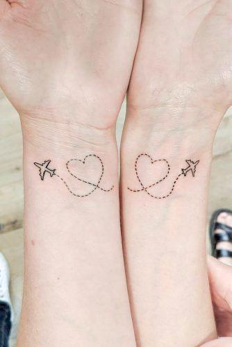 Tatuajes que simbolizan la amistad - Viajes