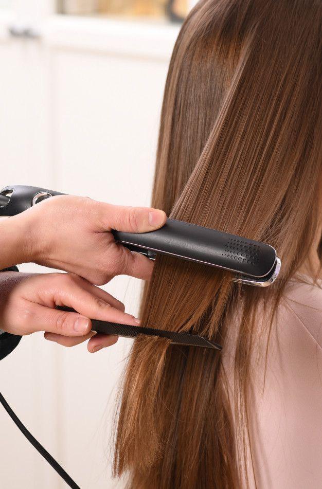Tratamientos caseros para el cabello seco y maltratado - Herramientas de calor