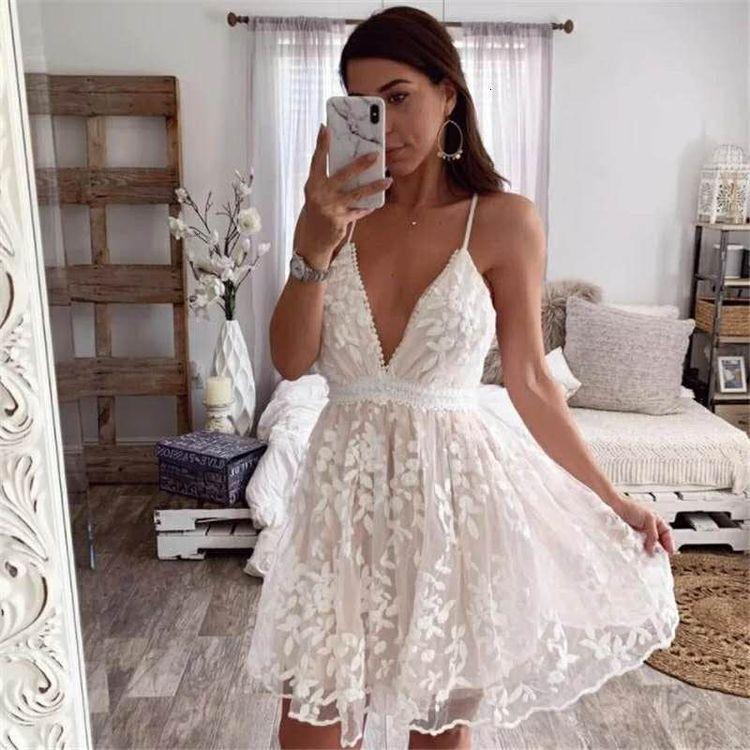 Vestidos de novia que te harán soñar - Corto y Cómodo