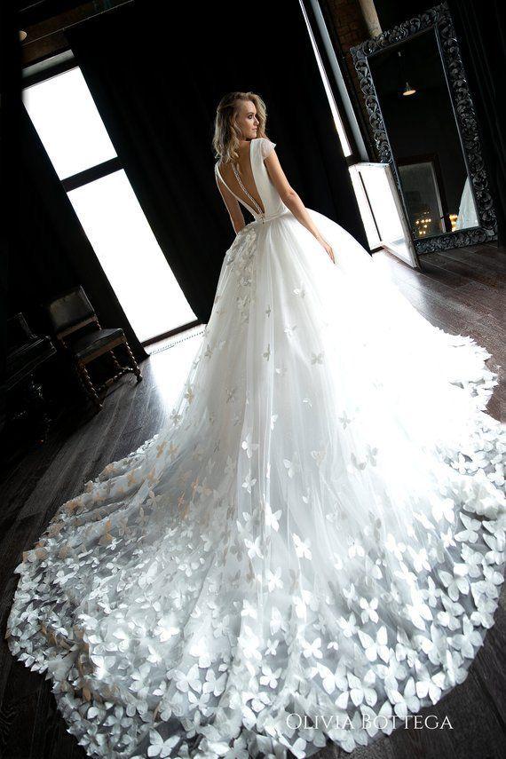 Vestidos de novia que te harán soñar - Princesa