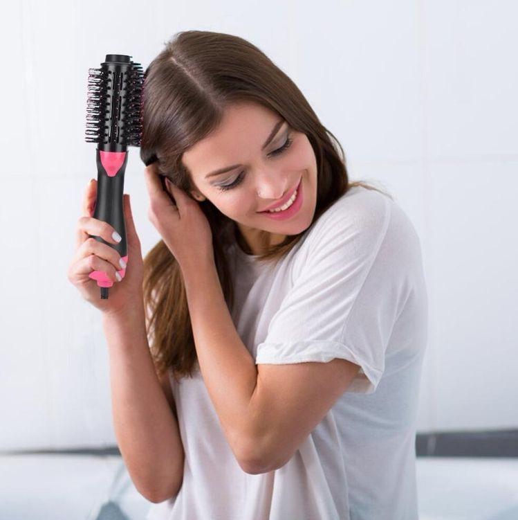 ideas de cortes para cabello esponjado - Tips para controlar el cabello esponjado y con frizz