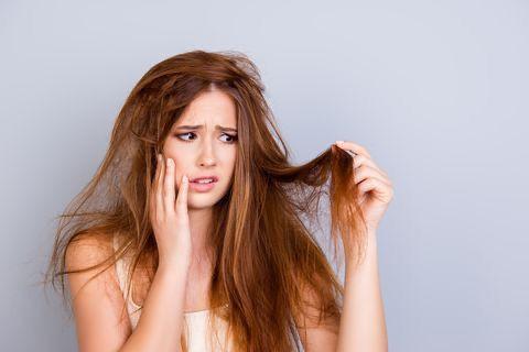 Tratamientos caseros para el cabello esponjado - Mascarilla reparadora