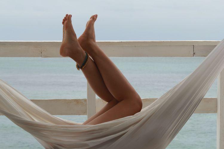 Cómo depilarse las piernas en casa - Depilarse con crema para depilar