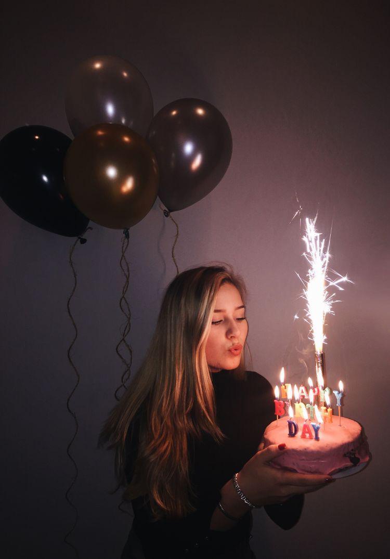 """Ideas """"Chic"""" para fotos en tu cumpleaños - Parte 2 - Velitas mágicas"""