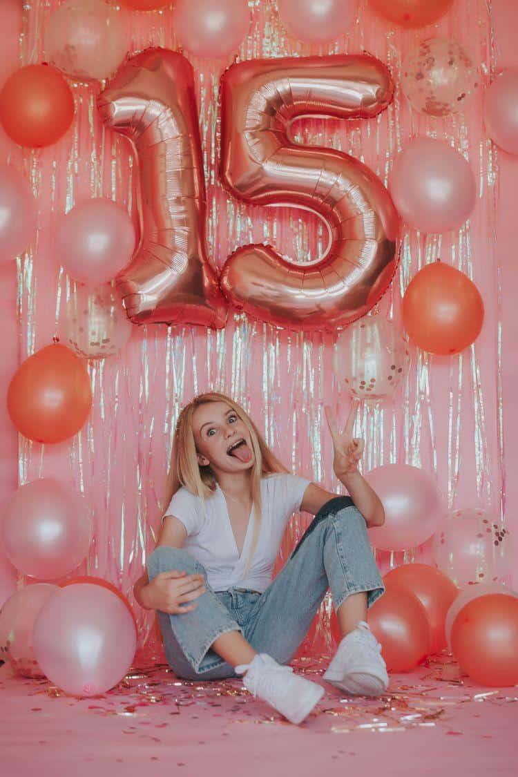 """Ideas """"Chic"""" para fotos en tu cumpleaños - Parte 2 -"""