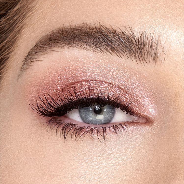 Sombras de ojos ideales para ir la escuela - Rosa