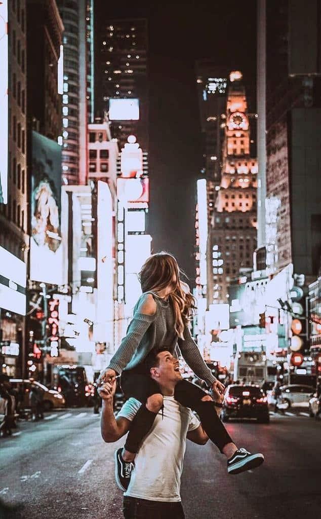 Fotos Tumblr en pareja que debes intentar - ¡De viaje!