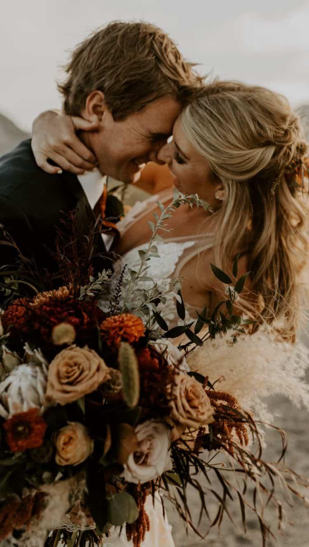 Ideas para fotos que debes intentar en tu boda - Actúa natural
